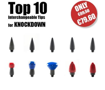 Dentcraft Tools Tips for knockdown
