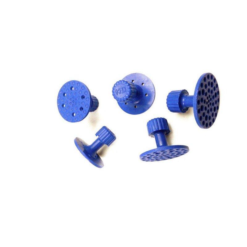 Keco Perforated Tabs, 27 mm - 10 pcs