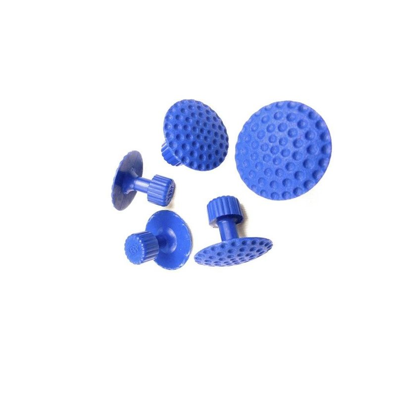 Keco 26 mm Dimpled Round Hail Tab - 5 pcs