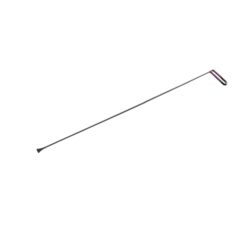 "Whale Tail Thin 30"" (76,20 cm) with 3/4"" (1,90 cm) wide head"