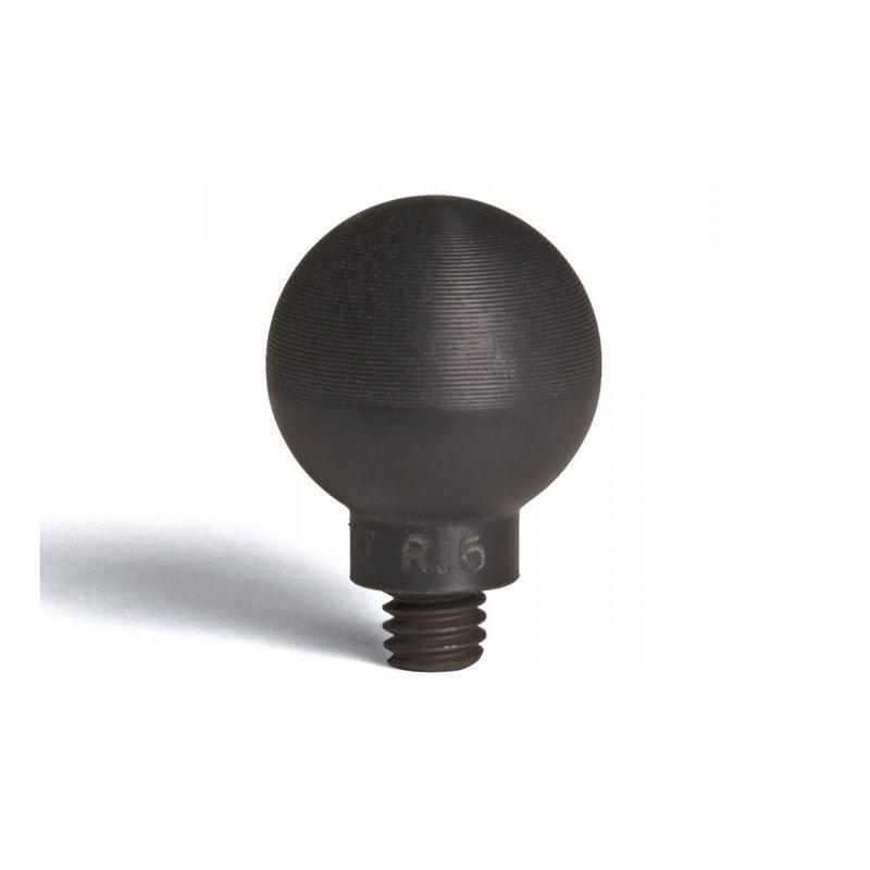"""Round tip Plastic version 16/16"""" (25,40 mm) working diameter"""
