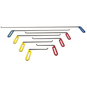 Dentcraft Tools Shaved tool Set - 8 pcs