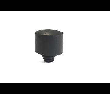 Ultra Dent Tools Screw-on Black neoprene softtip
