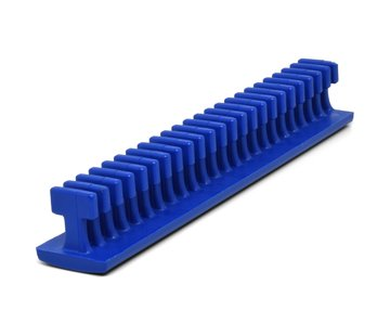 KECO Keco Centipede 25 x 150 mm Blue Flexible Thick Crease Glue Tab