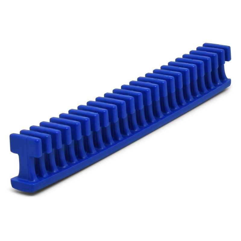 Keco Centipede 12.5 x 150 mm Blue Flexible Thick Crease Glue Tab