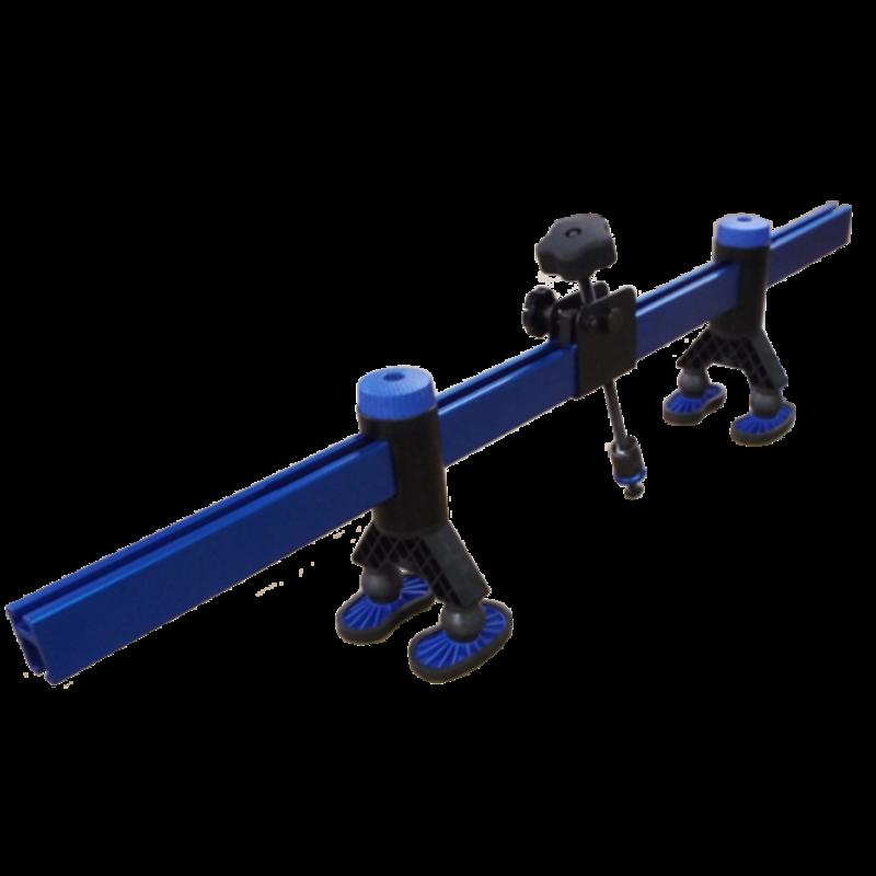 Keco K-Beam Bridge Lifter con adaptadores