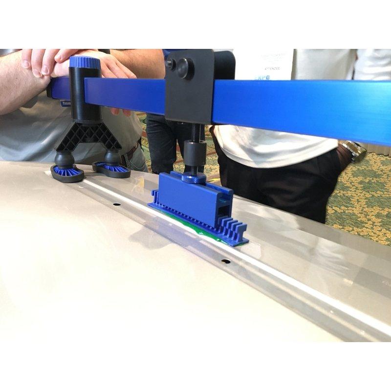 Keco K-Beam Bridge Lifter mit Adaptern