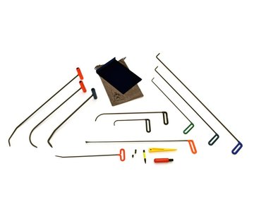 Dentcraft Tools Starter Set - Side panel - 16 pcs
