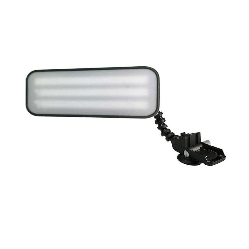"Pro PDR 20"" (51cm) Quik-HD 6-LED regulable para Makita"