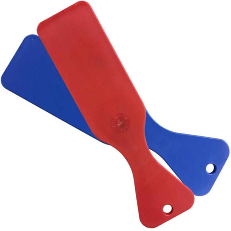 KECO Crown Slapper Plastic Body Spoons (Combo Pack)