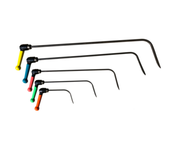 Tequila Tools Tequila Ratcheting Door Panel Set - 5 pcs