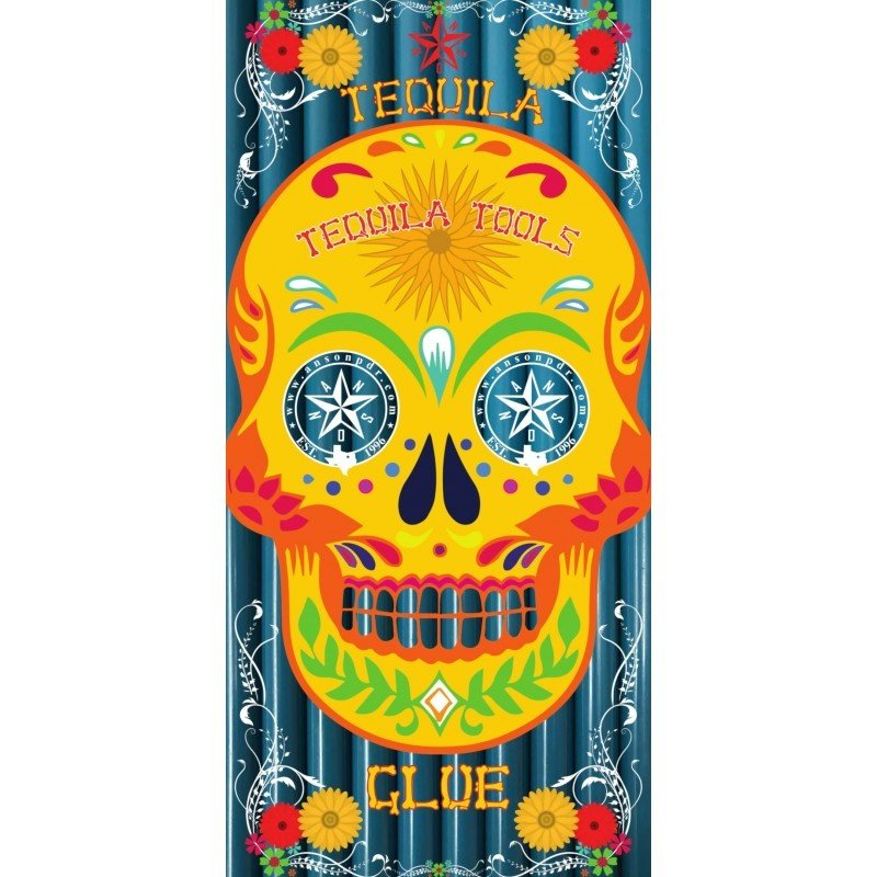 Tequila PDR Glue 10 sticks - zeer sterk