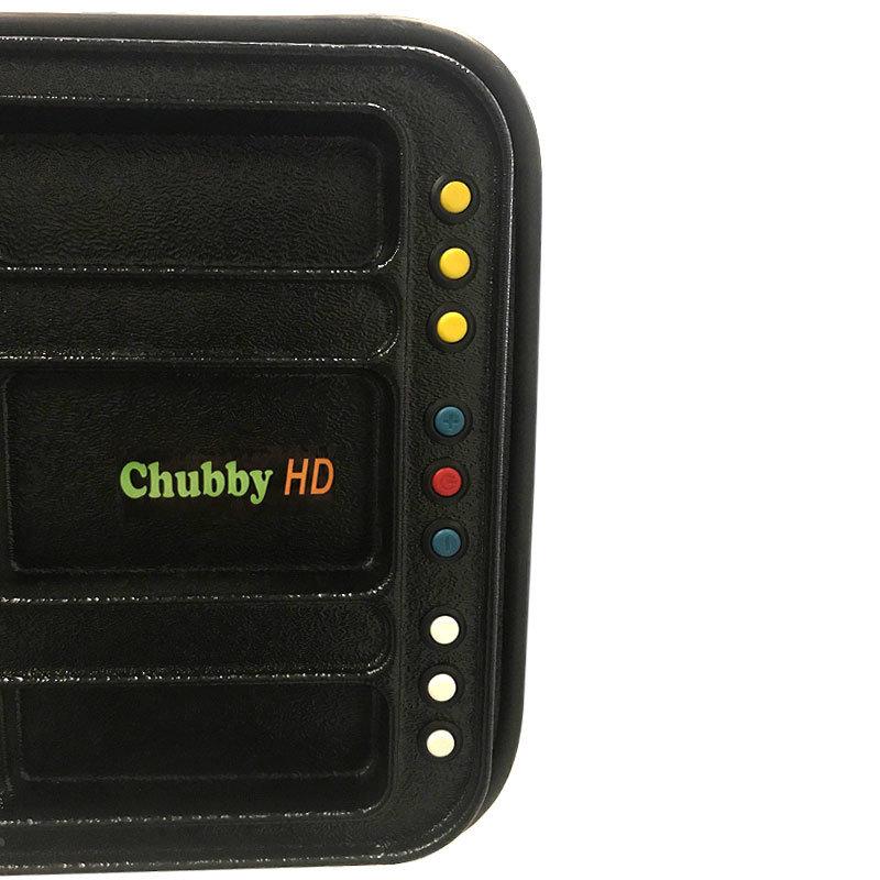 "36"" (91,44 cm) Chubby HD Ausbeullampe 6-LED-Streifen dimmbar"