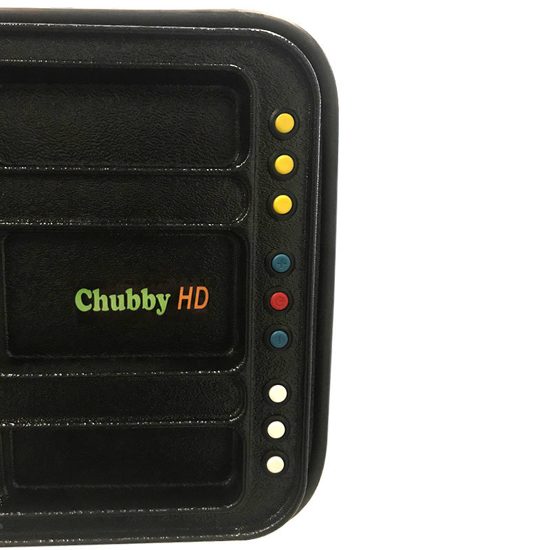 """Pro PDR 46"""" (117 cm) Chubby HD 6-LED met dimmer"""