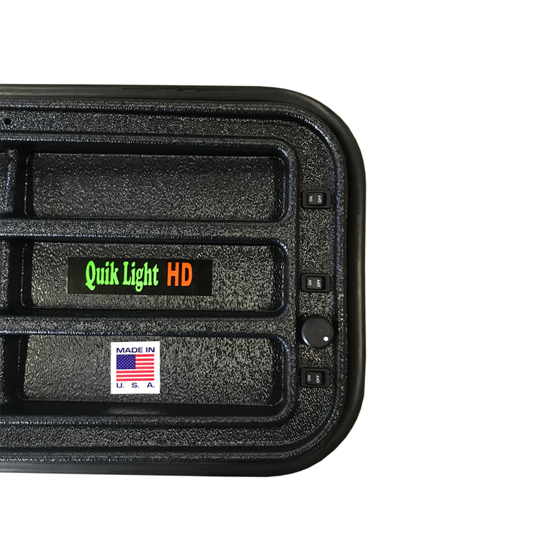 "Pro PDR 46"" (117 cm) Quick light 3-LED con atenuador"