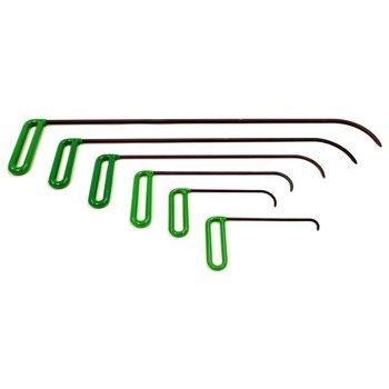 Dentcraft Tools Sharp Side Panel Hook Set - 6 pcs