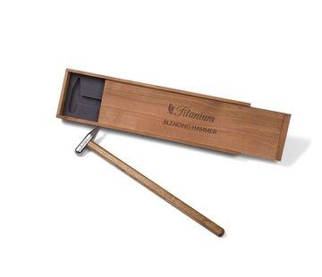 Dent Tool Company Titanium Blending Hammer