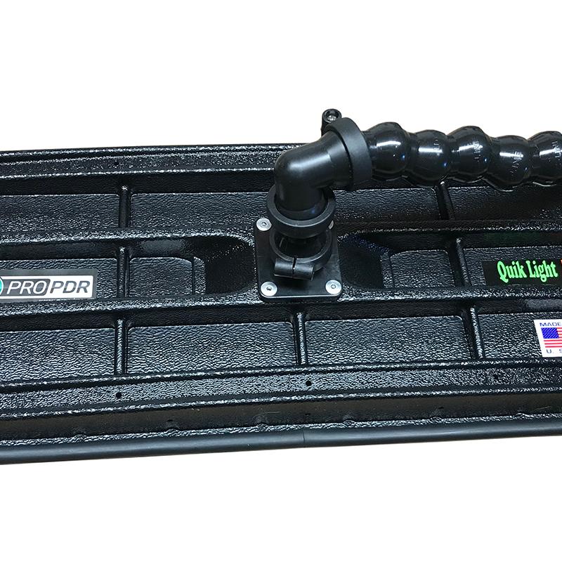"Quik HD 20"" (51 cm) 6-LED-strips met dimmer en Makita batterij adapter"