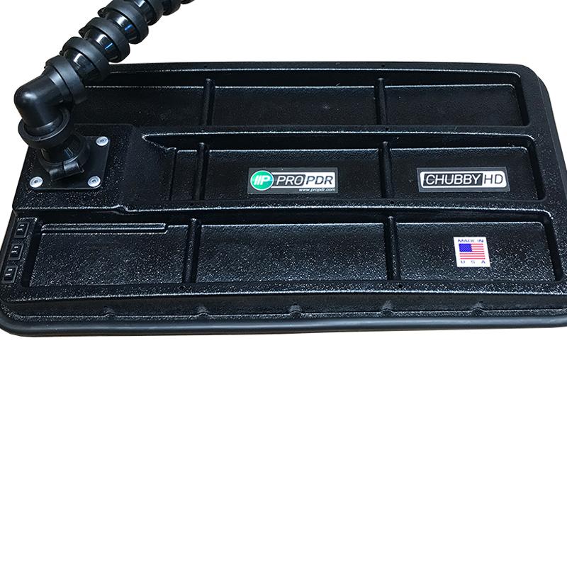 "Pro PDR 18"" (46cm) Chubby-HD 6-LED regulables con enchufe para automóvil de 12V"