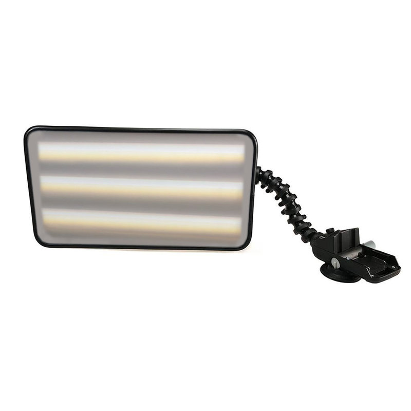 "Chubby HD 18"" (46 cm) 6-LED-strips met dimmer en Makita batterij adapter"