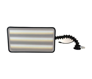 """Pro PDR Chubby HD 18"""" (46 cm) 6-LED-strips with dimmer and 12V car plug"""