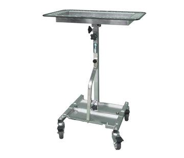 Pro PDR Aluminium Tool Cart van Pro PDR met verticale steunpoot