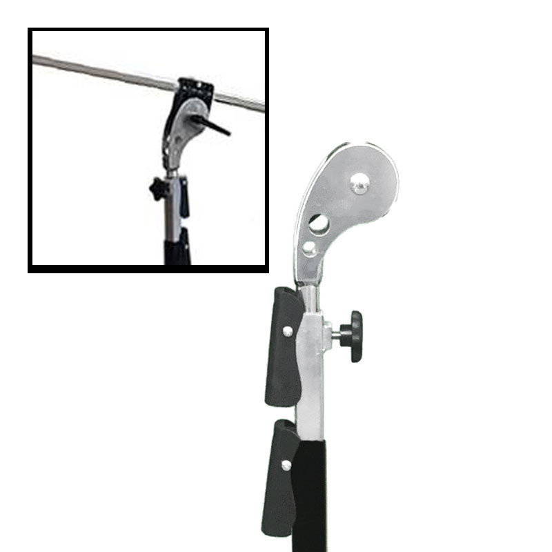 Pro PDR 91 cm ( 36 Zoll) Quik Ausbeullampe 3-LED und Stativ mit ausziehbarem Arm