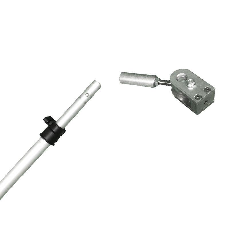 """Pro PDR 36"""" (91 cm) Quik lamp set 3-LED met uitschuifbare arm"""