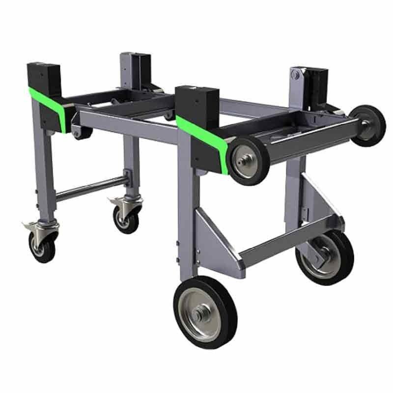 Dynnox L46 multifunctional (un)loading system