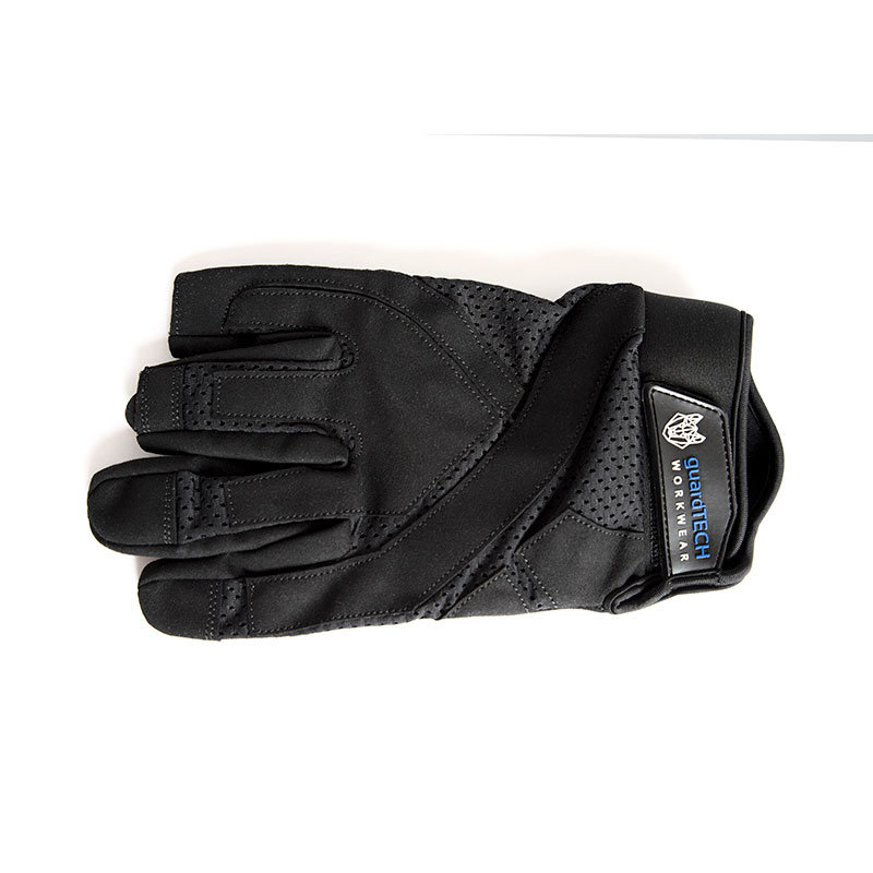 PDR guantes anchos