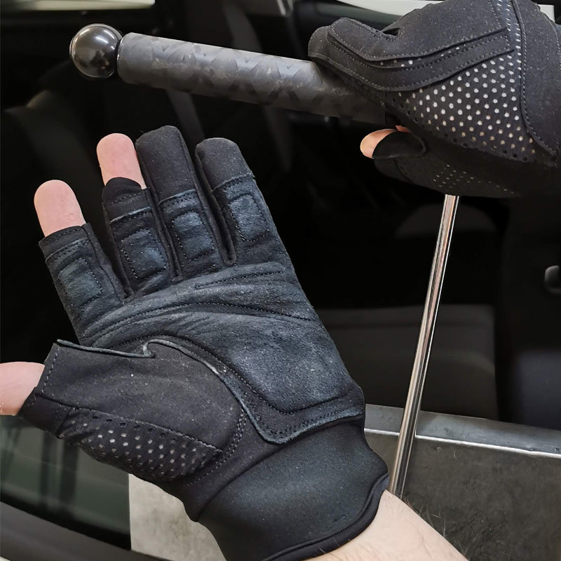 PDR gloves wide