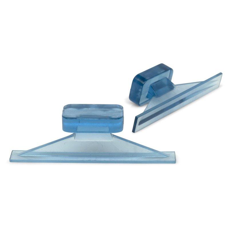 Dead Center 70 x 7 mm Ice Straight Crease glue tabs - 5 pcs