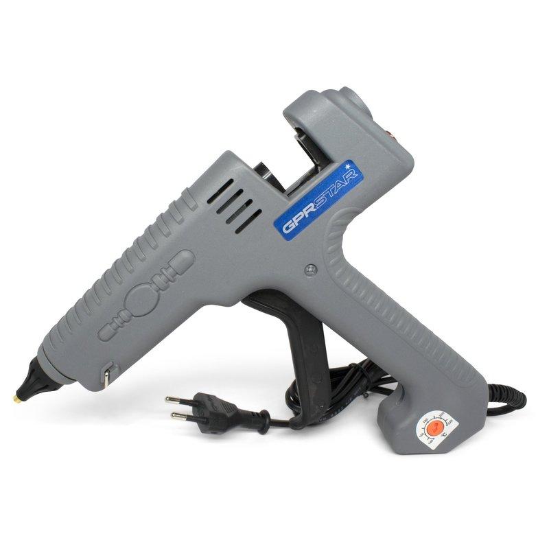 GPR Star 300 Watt Corded glue gun 230V with adjustable temperature