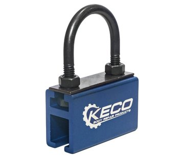 KECO Centipede U-Bolt and 65 mm Adapter