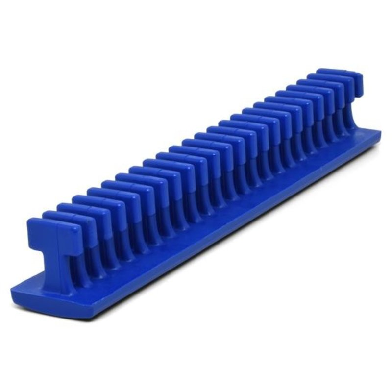 Centipede Variety Pack Blue Flexible Smooth Crease glue tabs - 8 pcs