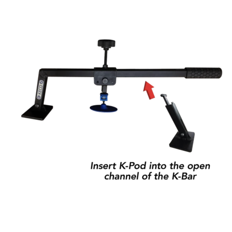 K-Bar K-Pod turns your K-Bar into a bridge
