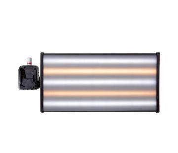 """Ultra Dent Tools Lampada 18V con strisce a 5 LED 18"""" (45 cm) senza fili con adattatore Makita"""