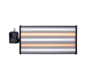 "Ultra Dent Tools Mini luz inalámbrica de 18v con tiras de 5 LED de 18 ""(45 cm) con adaptador Makita"