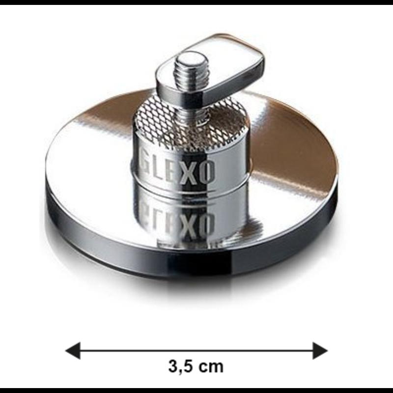 Glexo Kaltkleber Kit - Test Set mit 1 Klebepad und 25g. Kleber