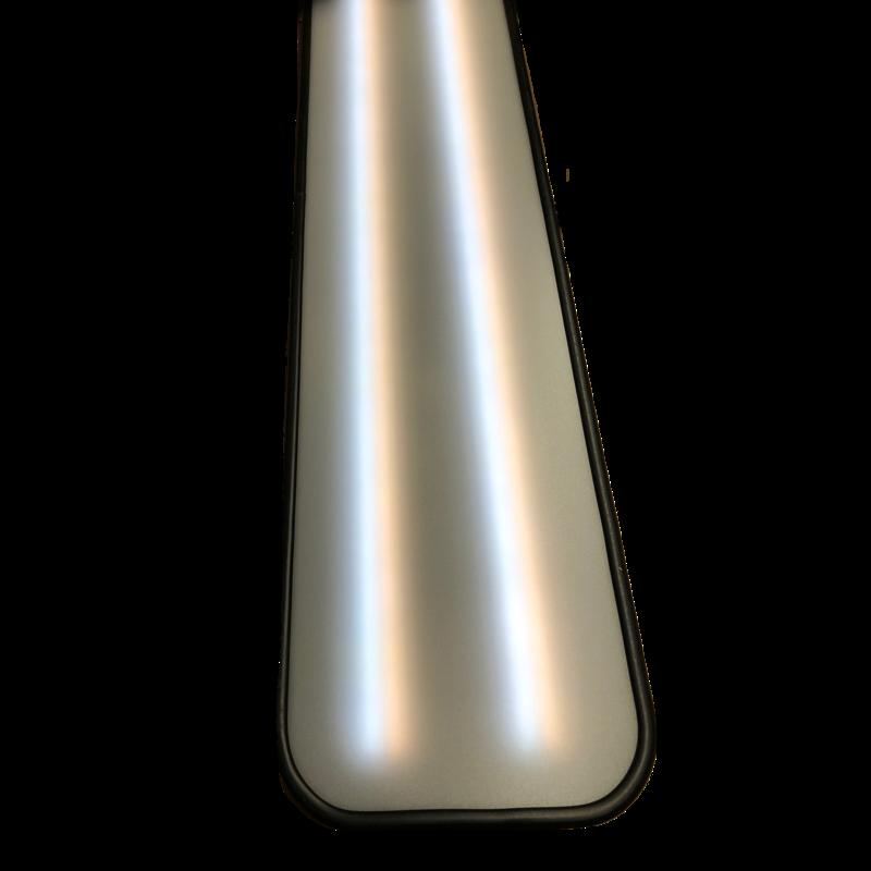 """36"""" (91 cm) Quik light 4-LED-strips met dimmer"""