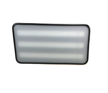 """Pro PDR 18"""" Chubby PDR light replacement lens cover"""