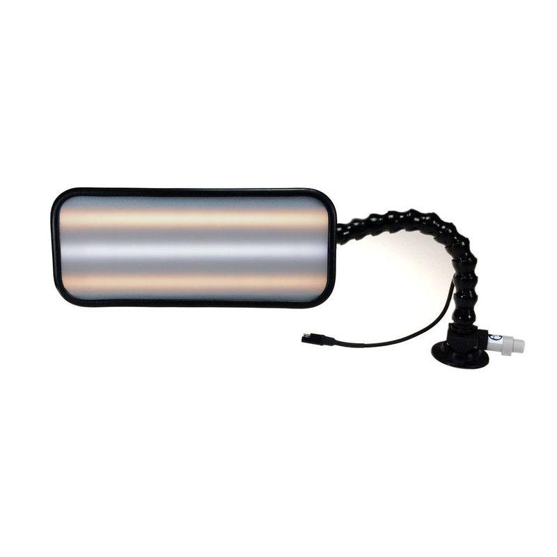 "Pro PDR 12"" (30 cm) 3-LED dimbaar met 12V car plug"