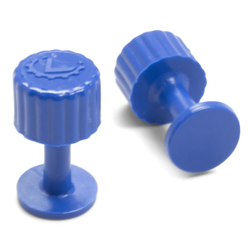 Dead Center 11 mm Blue Smooth Finishing Glue Tab - 10 pcs