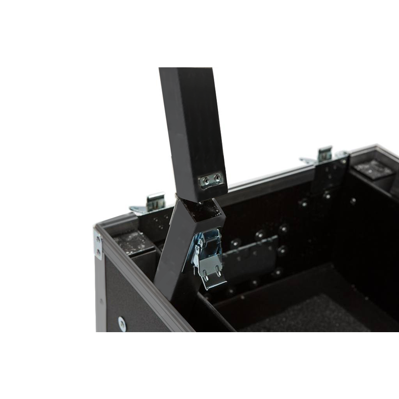 Carro de herramientas TDN - negro con 2 cajones (versión de lujo)