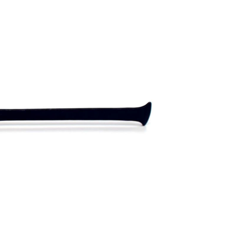 "Ultra thin Whale Tail 40"" (101,60 cm) with 1/2"" (1,27 cm) wide head"