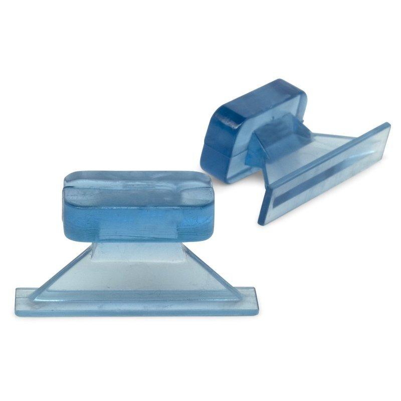 Dead Center 33 x 7 mm Ice Straight Crease glue tabs - 5 pcs