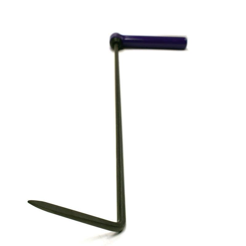 "Indexable Handle door tool forward flag 22"" (55.80 cm) with 3.5"" (7,62 cm) flag"