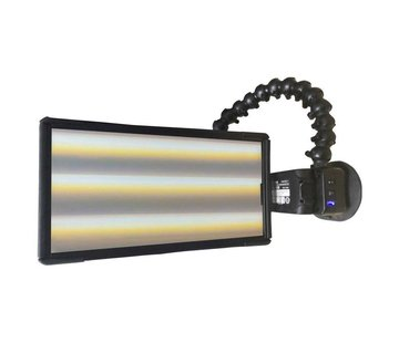 "Elim A Dent Elimadent 20"" (51cm) 6-LED regulables para Makita con ventosa automática"