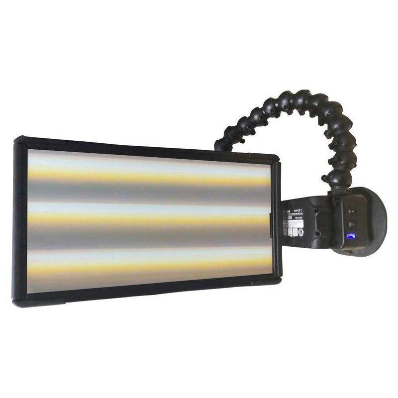 """Elimadent 20"""" (51cm) 6-LED dimbaar voor Makita met auto zuignap"""