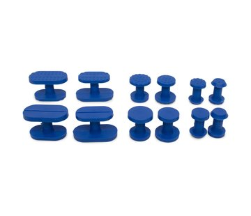 KECO Keco Variety Pack Blue Dual Size Flip Tabs (12 Pieces)
